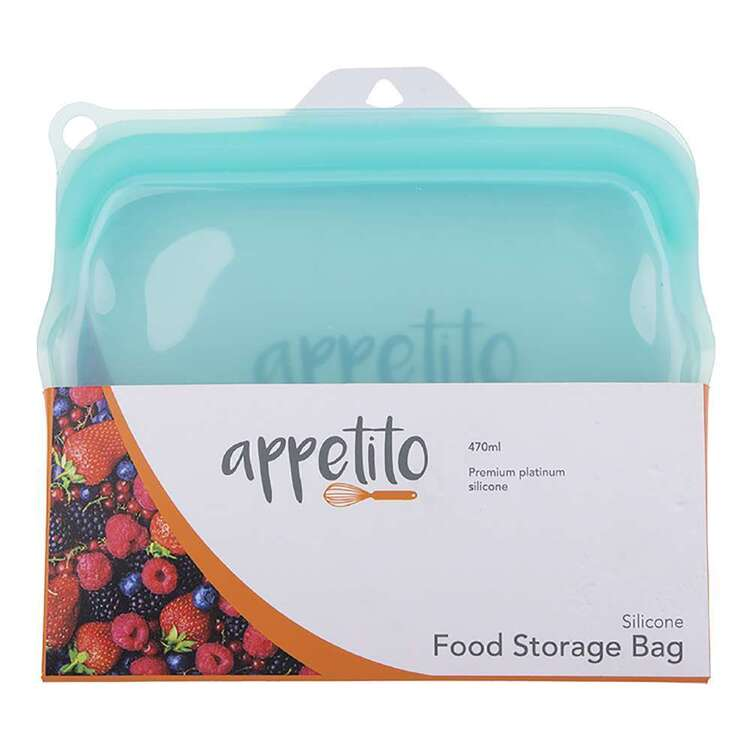 Appetito Silicon Medium Food Storage Bag