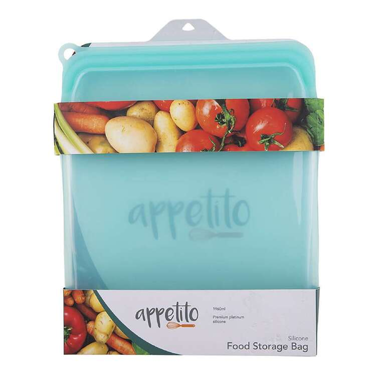Appetito Silicon Xlarge Food Storage Bag