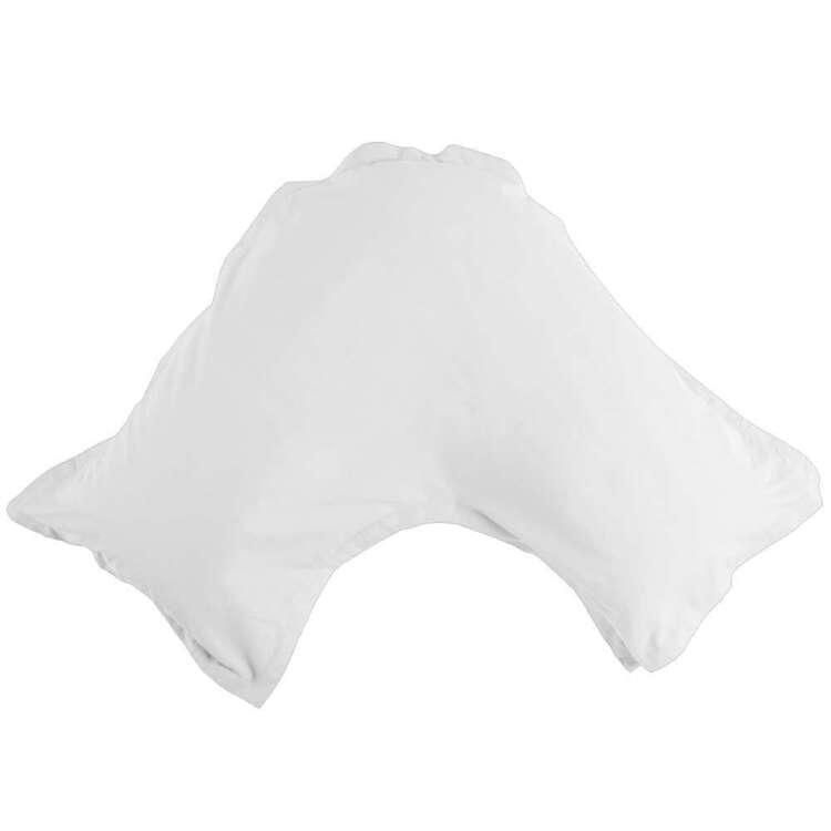 Logan & Mason 300 Thread Count V Shaped Pillowcase