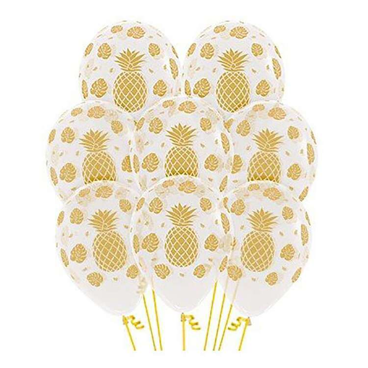 Anagram Tropical Balloons 12 Pack