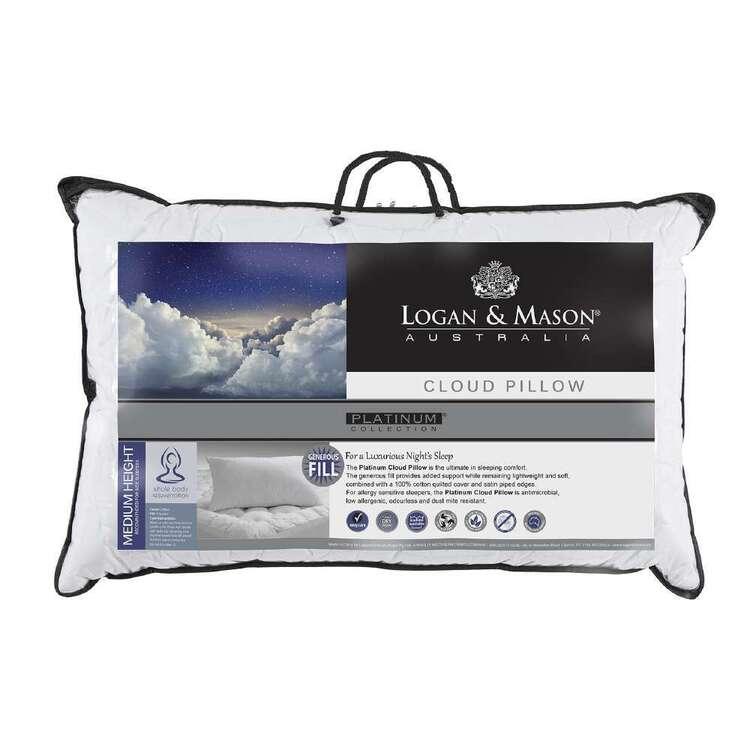 Logan & Mason Platinum Collection Luxury Cloud Pillow
