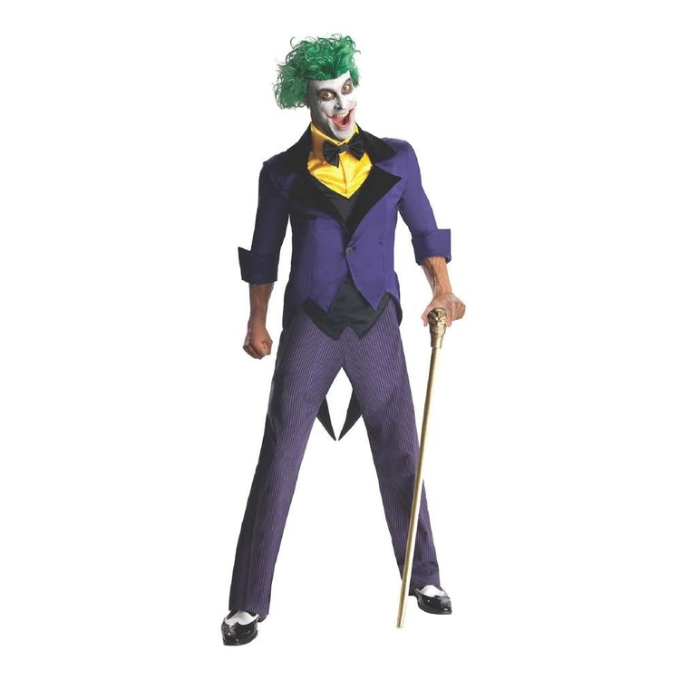 DC Comics The Joker Adult Costume