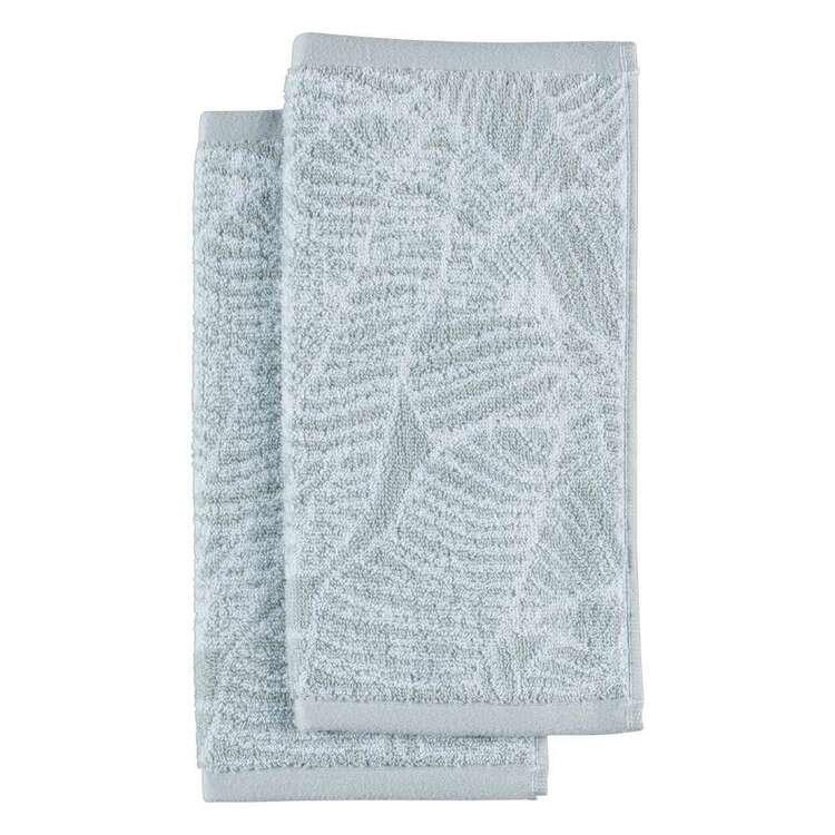 KOO Jacquard Leaf Towel Collection