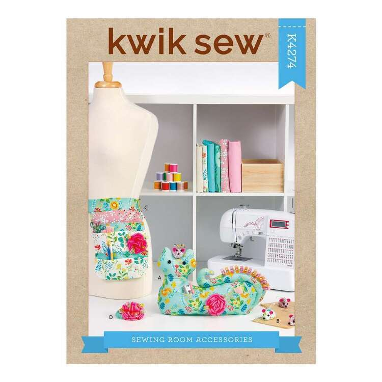 Kwik Sew Pattern 4274 Organiser & Sewing Accessories