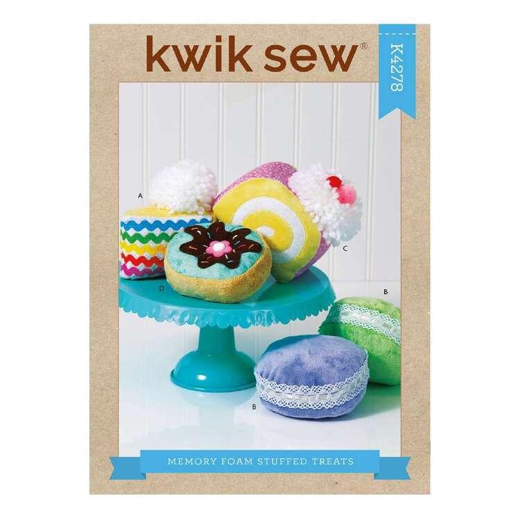 Kwik Sew Pattern 4278 Memory Foam Stuffed Treats