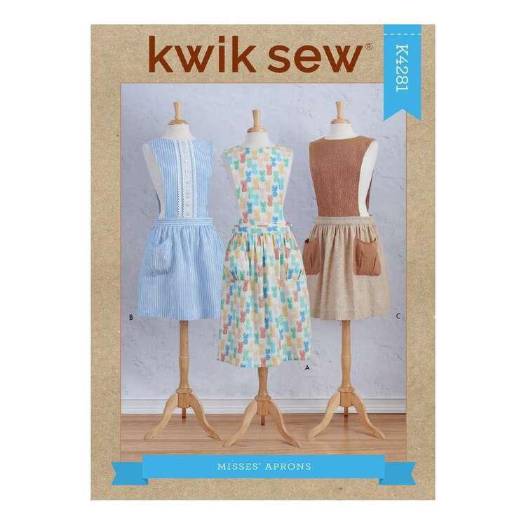 Kwik Sew Pattern 4281 Apron