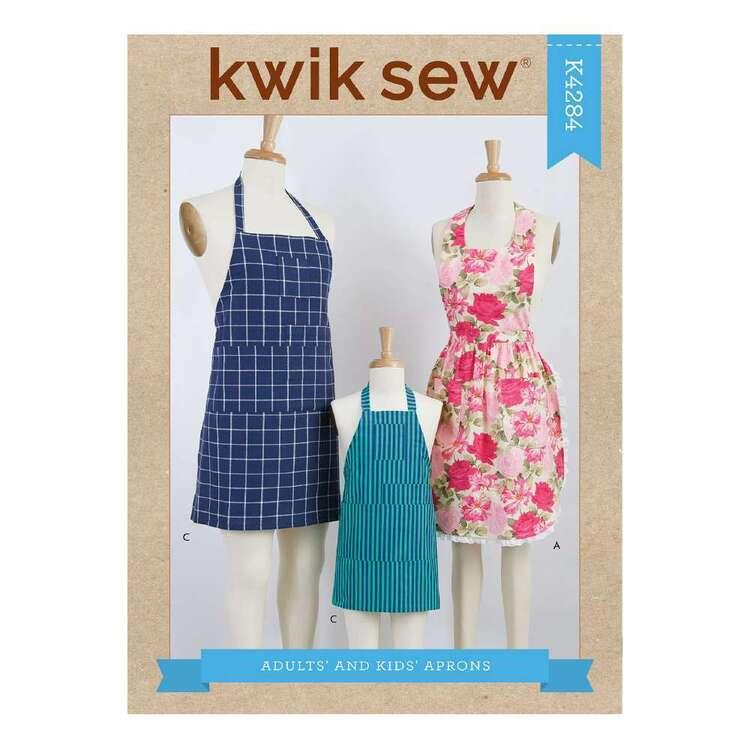 Kwik Sew Pattern 4284 Apron