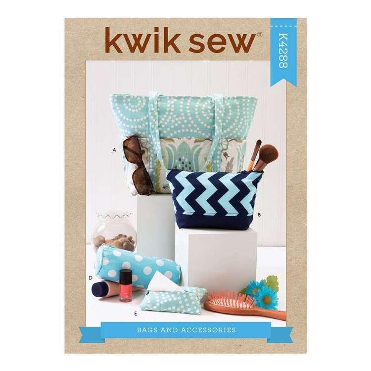 Kwik Sew Pattern 4288 Bags & Accessories