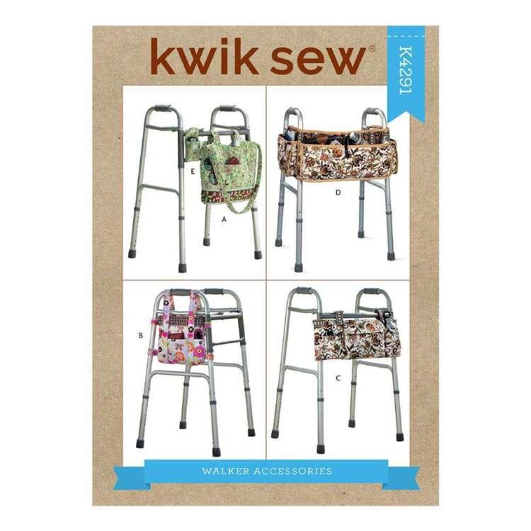 Kwik Sew Pattern 4291 Walker Accessories