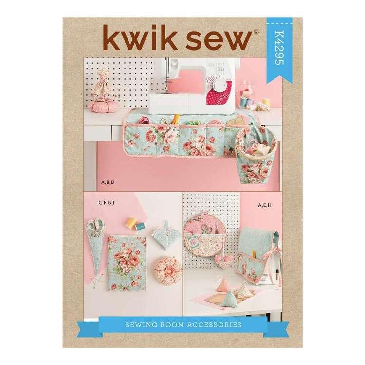 Kwik Sew Pattern 4295 Sewing Room Accessories