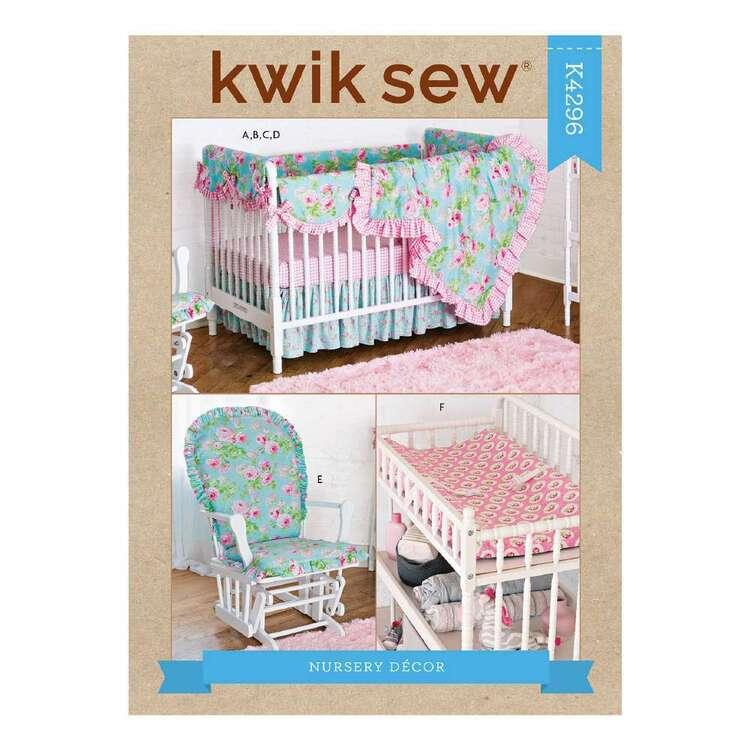 Kwik Sew Pattern 4296 Nursery Décor