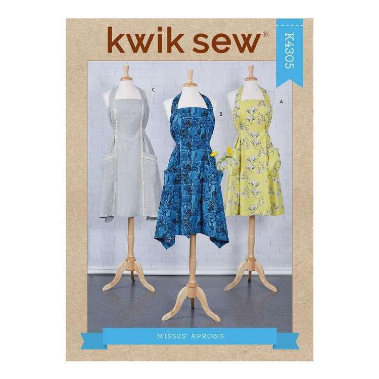 Kwik Sew Pattern 4305 Aprons