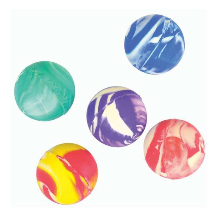Artwrap Favour Marble Bounce Ball 5 Pack