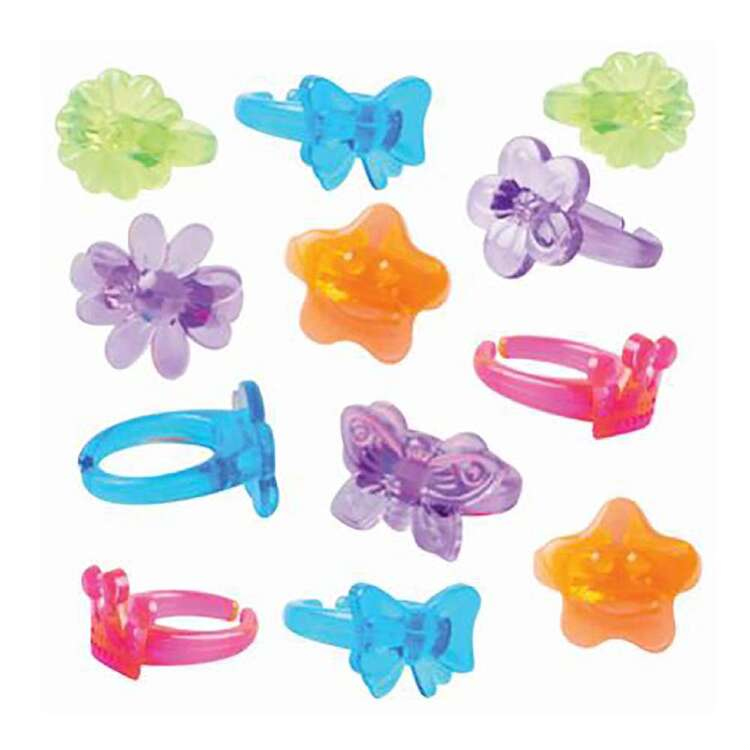 Artwrap Favour Bright Ring 12 Pack