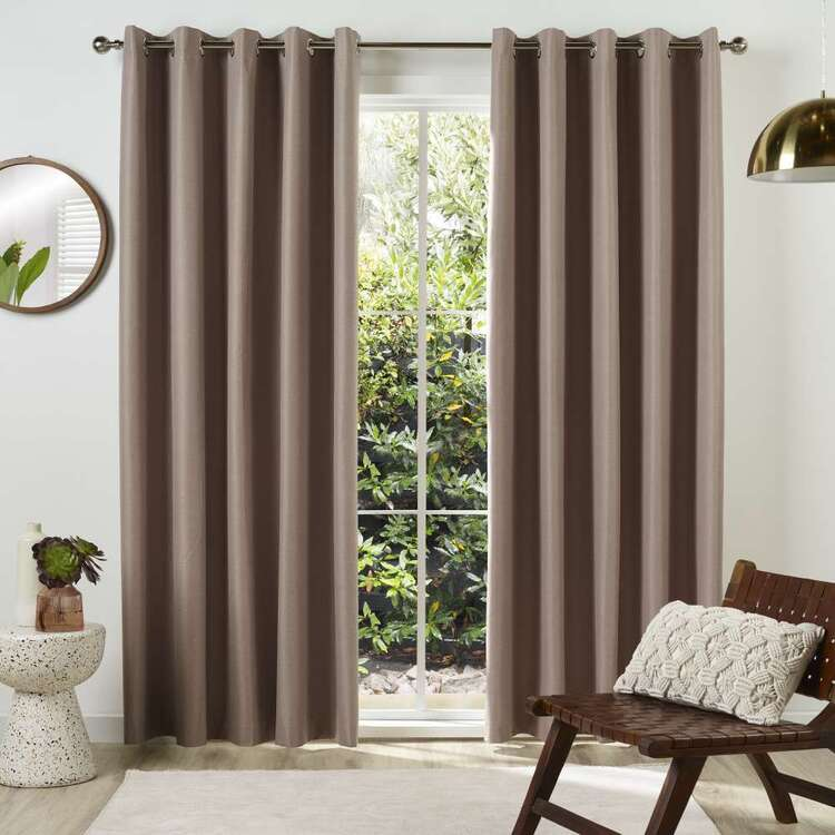 KOO Avalon Blockout Eyelet Curtains