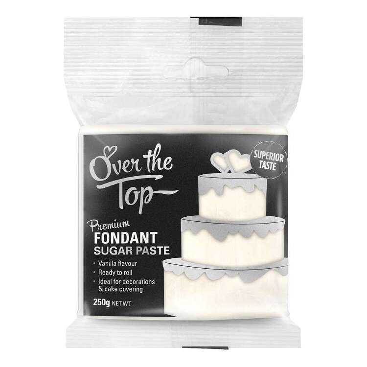 Over The Top Premium Fondant