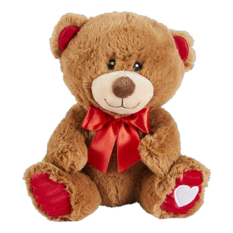 Party Creator Plush Bear With Heart