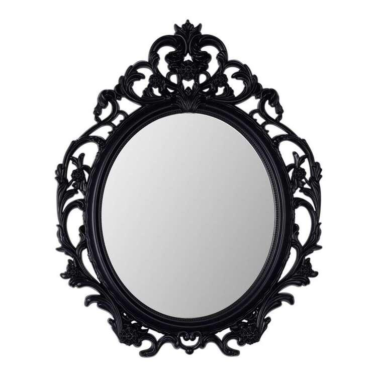 Cooper & Co Baroque Oval Mirror