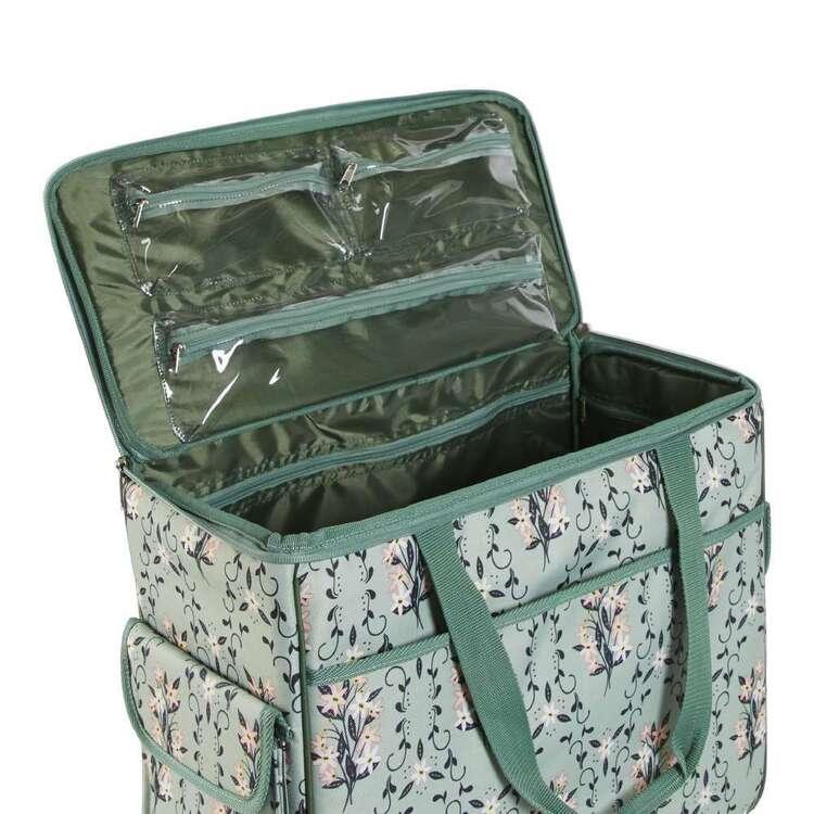 Semco Topiary Printed Trolley Bag