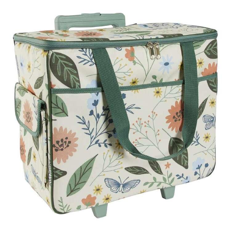 Semco Meadow Printed Trolley Bag