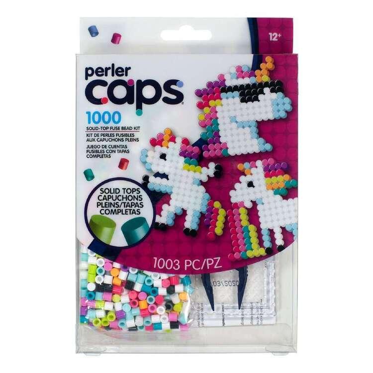 Perler Unicorn Cap Starter Kit
