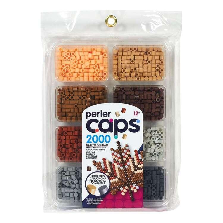 Perler Cap 2000 Piece Bead Tray
