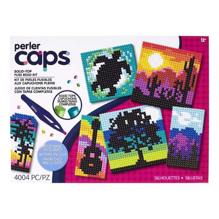 Perler Cap Silhouette 4004 Piece Deluxe Box Kit