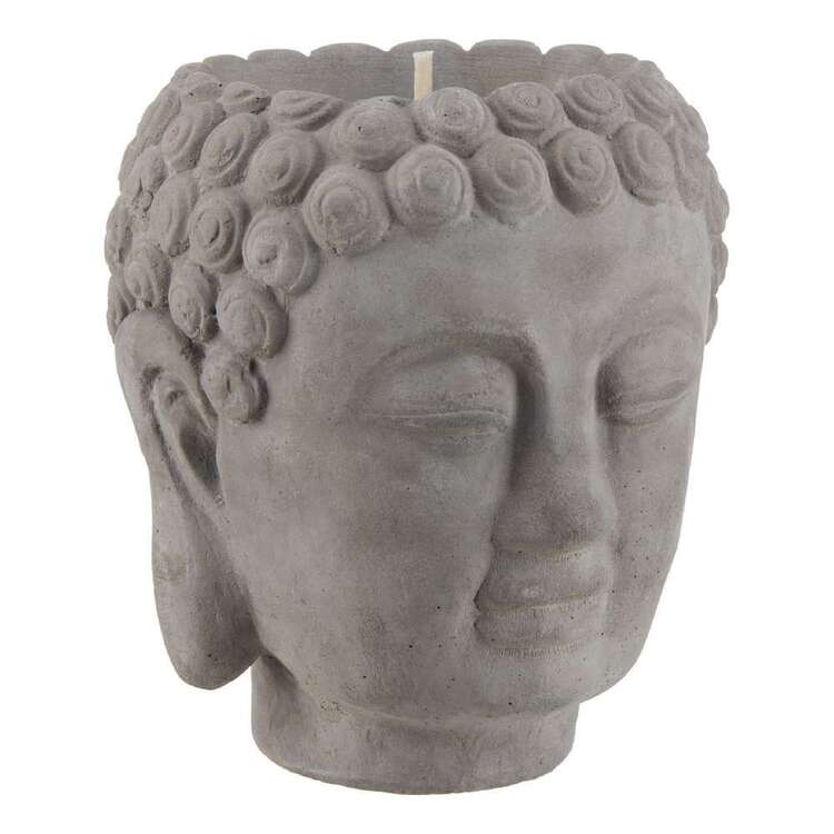 Bouclair Nomad Way Buddha Head Candle