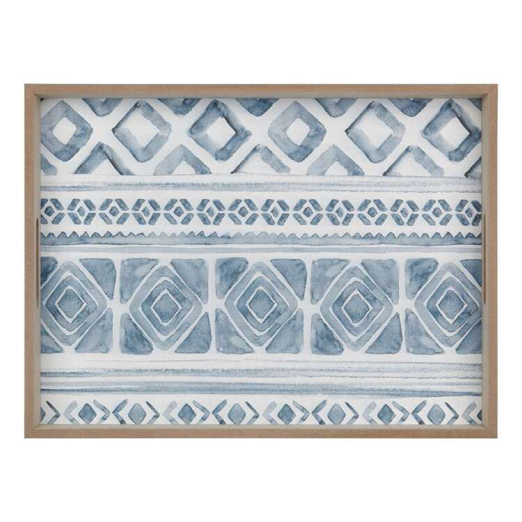 Bouclair Nomad Way Tribal Rectangle Tray