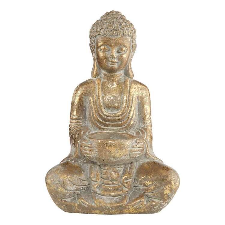 Bouclair Nomad Way 15 x 11 cm Ceramic Buddha