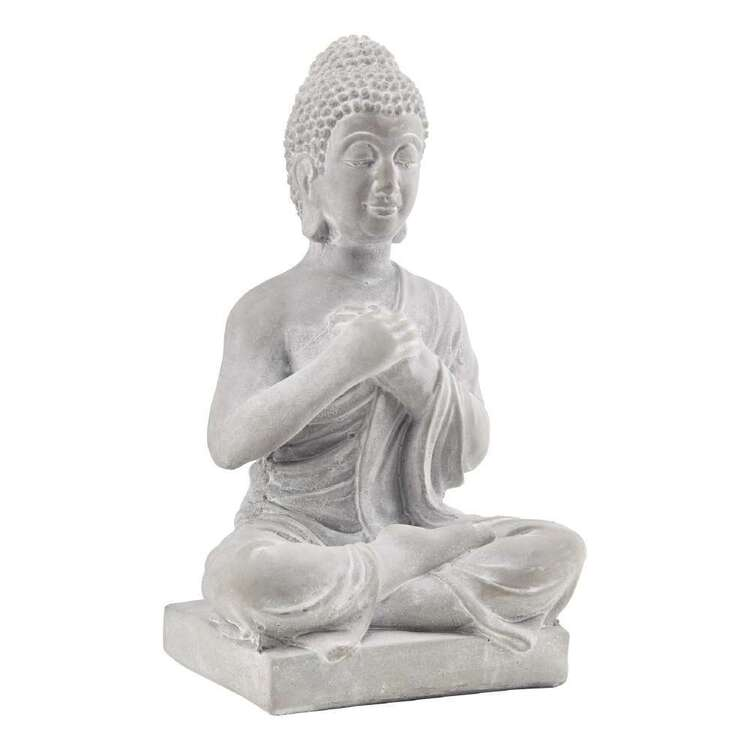 Bouclair Nomad Way 17.5 x 13 cm Ceramic Buddha