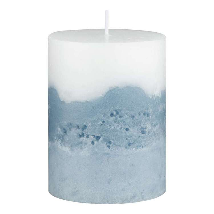 Bouclair Nomad Way 7 x 9 cm 2 Tone Candle