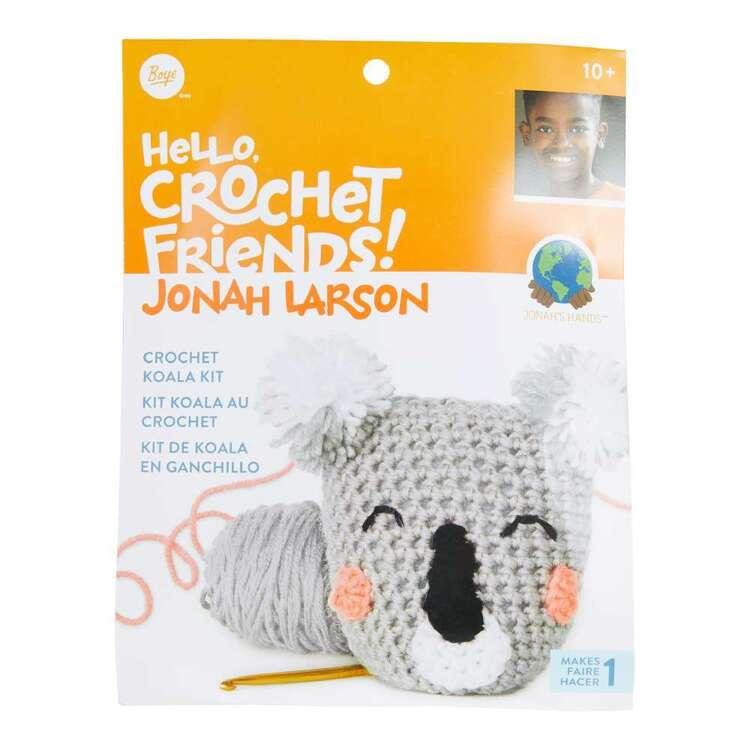 Jonah Larson's Koala Crochet Kit