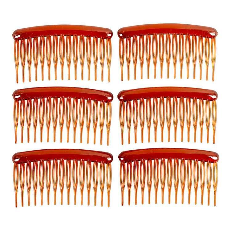 Maria George Plastic Comb 6 Pack