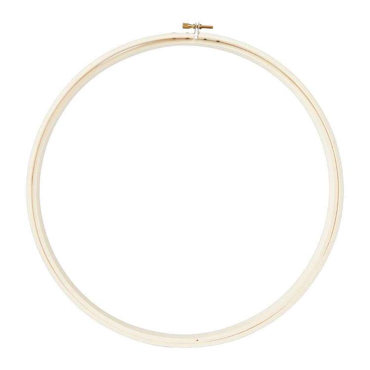 Darice Wood Embroidery Hoops