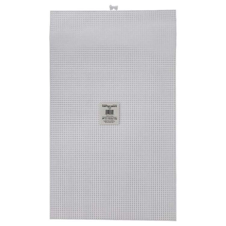 Darice Plastic Mesh Canvas Sheet