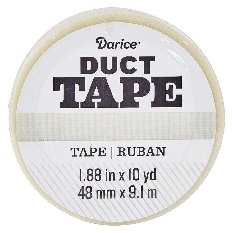 Darice Clear 48 mm x 9.1 m Duct Tape