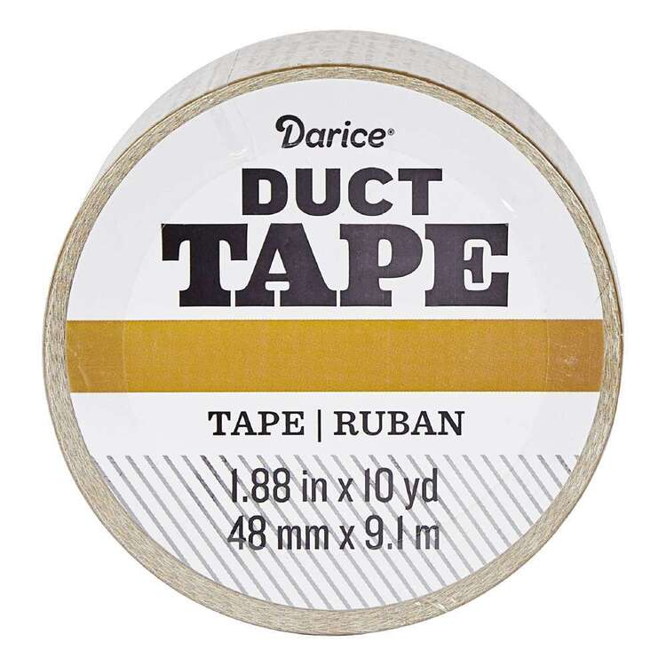 Darice Glow In The Dark 48 mm x 9.1 m Duct Tape