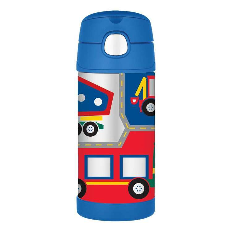 Thermos Funtainer Construction Drink Bottle