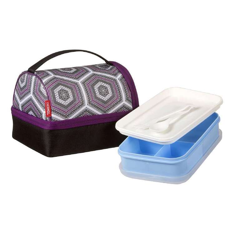 Thermos Purple Lunch Bag