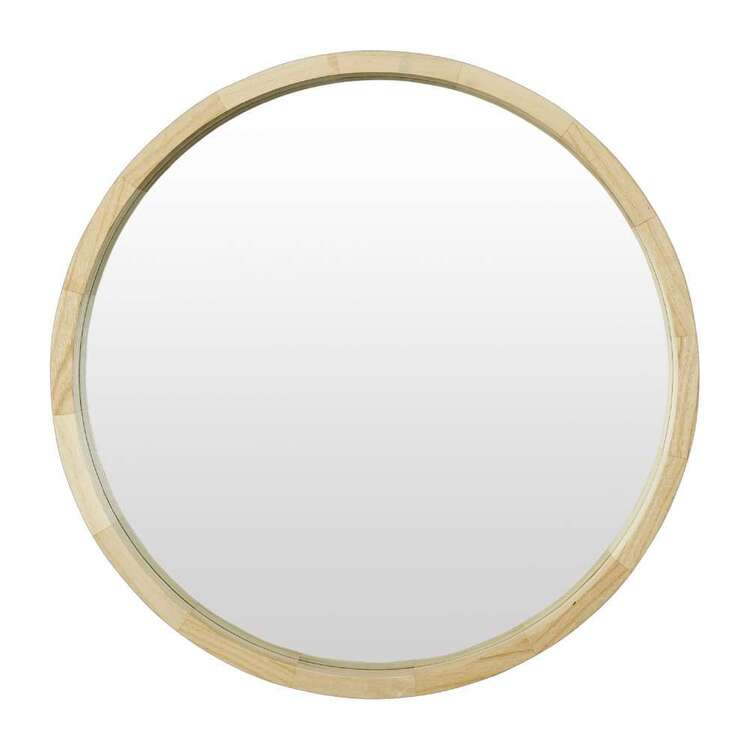 Living Space Modern Round Mirror