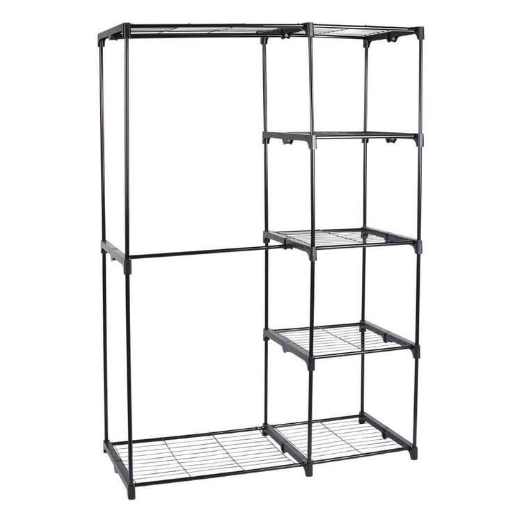 Living Space Wardrobe Unit With 4 Shelves