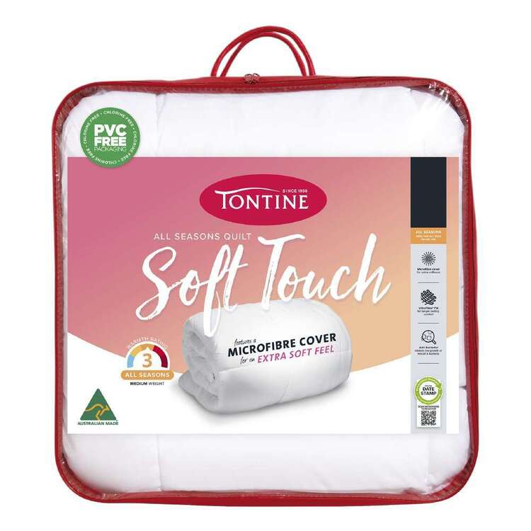 Tontine Soft Touch All Seasons Quilt