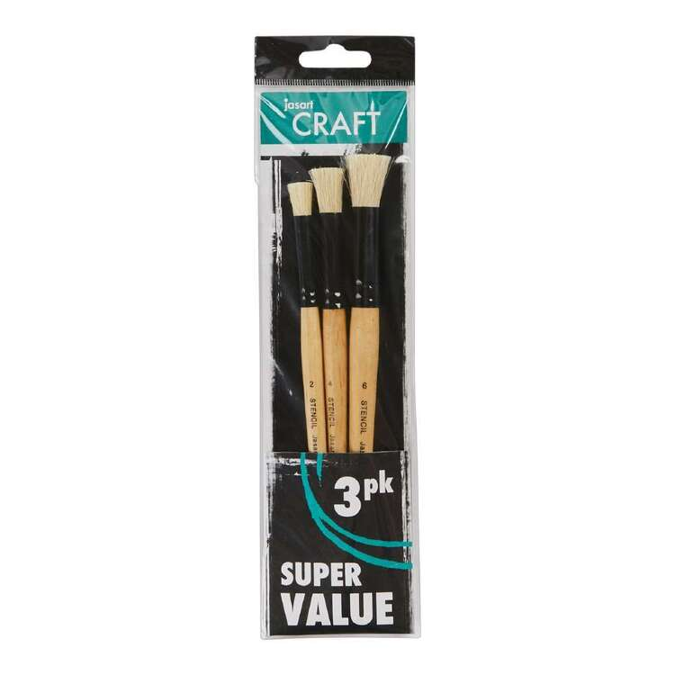 Jasart Craft 3 Pack #7 Brush Set