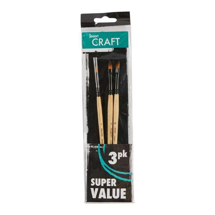 Jasart Craft 3 Pack #14 Brush Set