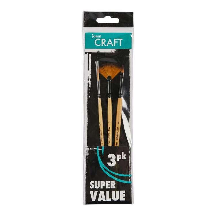Jasart Craft 3 Pack #19 Brush Set