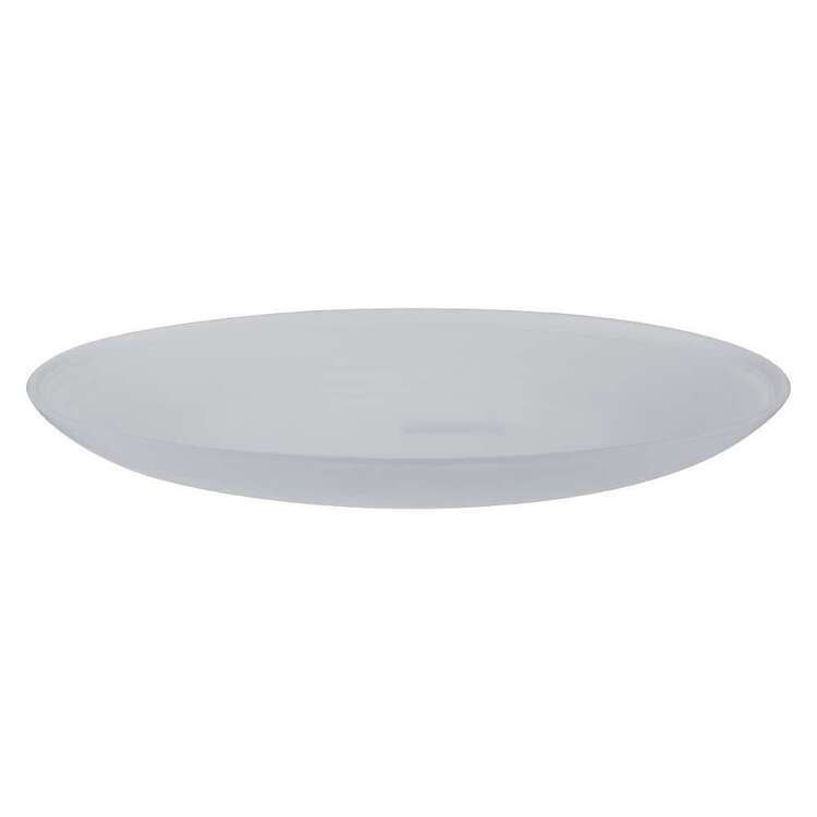Dine By Ladelle Bodhi Medium Glass Plate