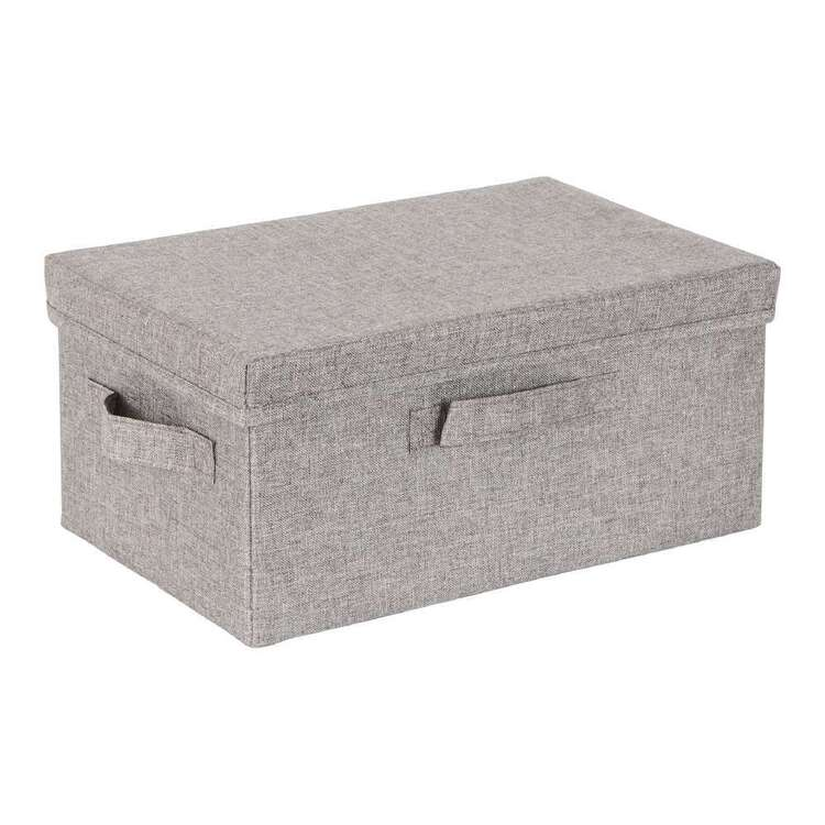 Living Space Manhattan Small Storage With Lid