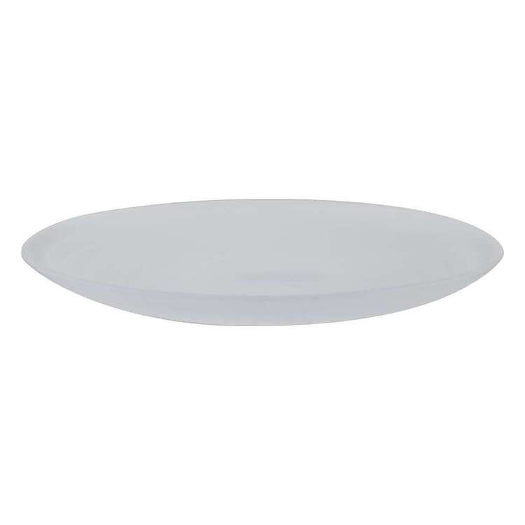 Dine By Ladelle Bodhi Small Glass Plate