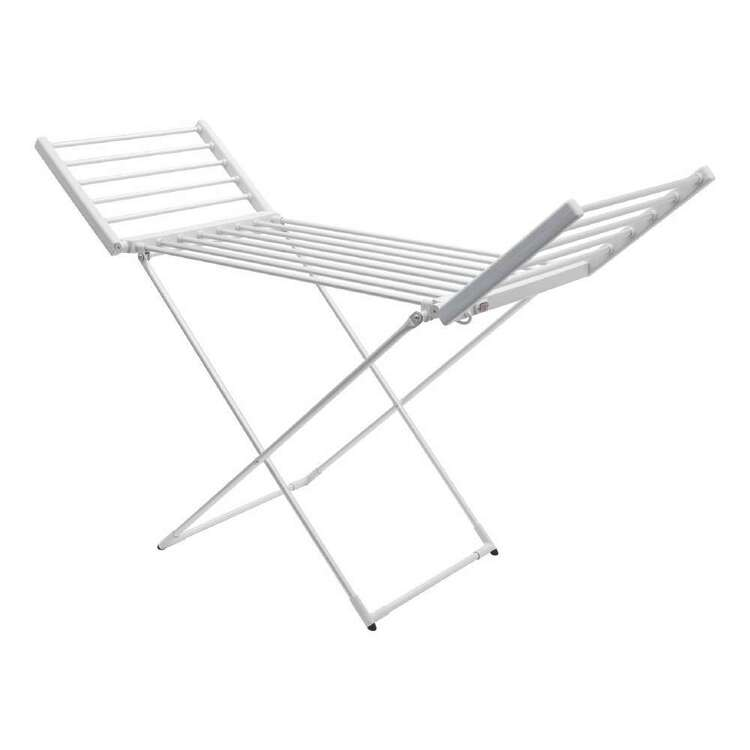 Living Essentials Heated Clothes Airer